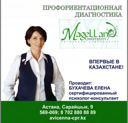Лена Бухачева Магеллано